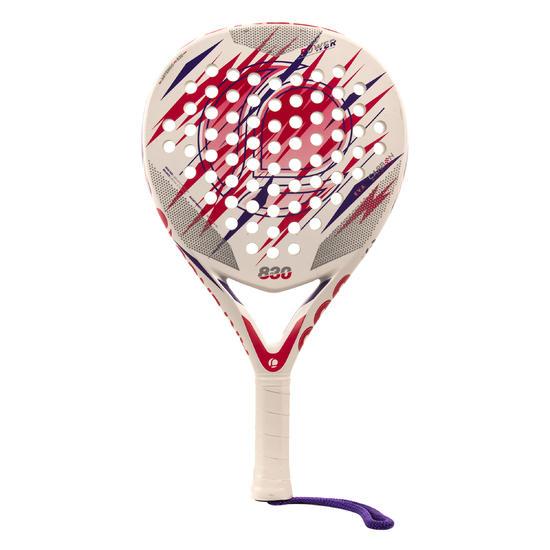 Padel racket volwassenen PR 830 Power - 169309