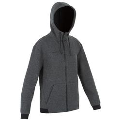Jacke Mixed Equipment Club grau