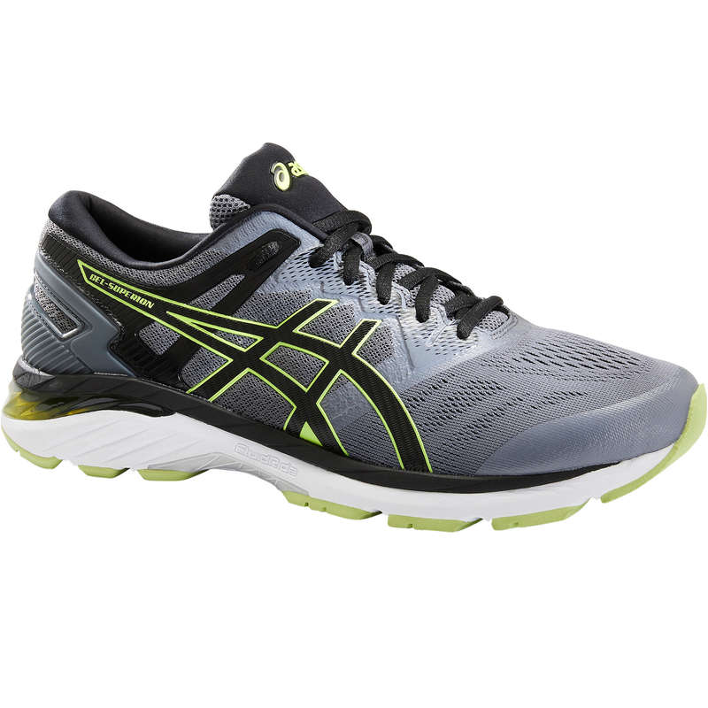 MAN ROAD RUNNING SHOES - M Gel Superion - Grey AW19 ASICS