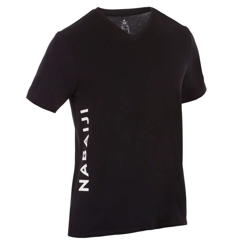 CLUB TEXTIL Clothing - T-SHIRT CLUB BLACK NABAIJI - Tops