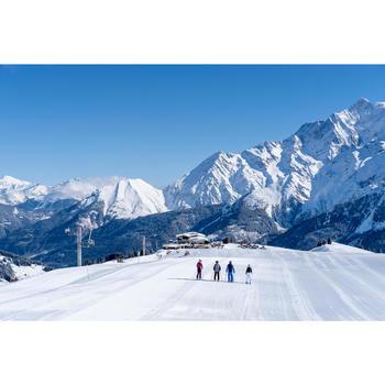 Skibroek voor pisteskiën heren 180 zwart