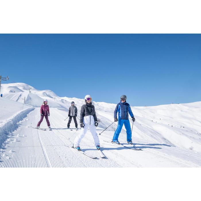 Skijacke 180 Piste Damen lila