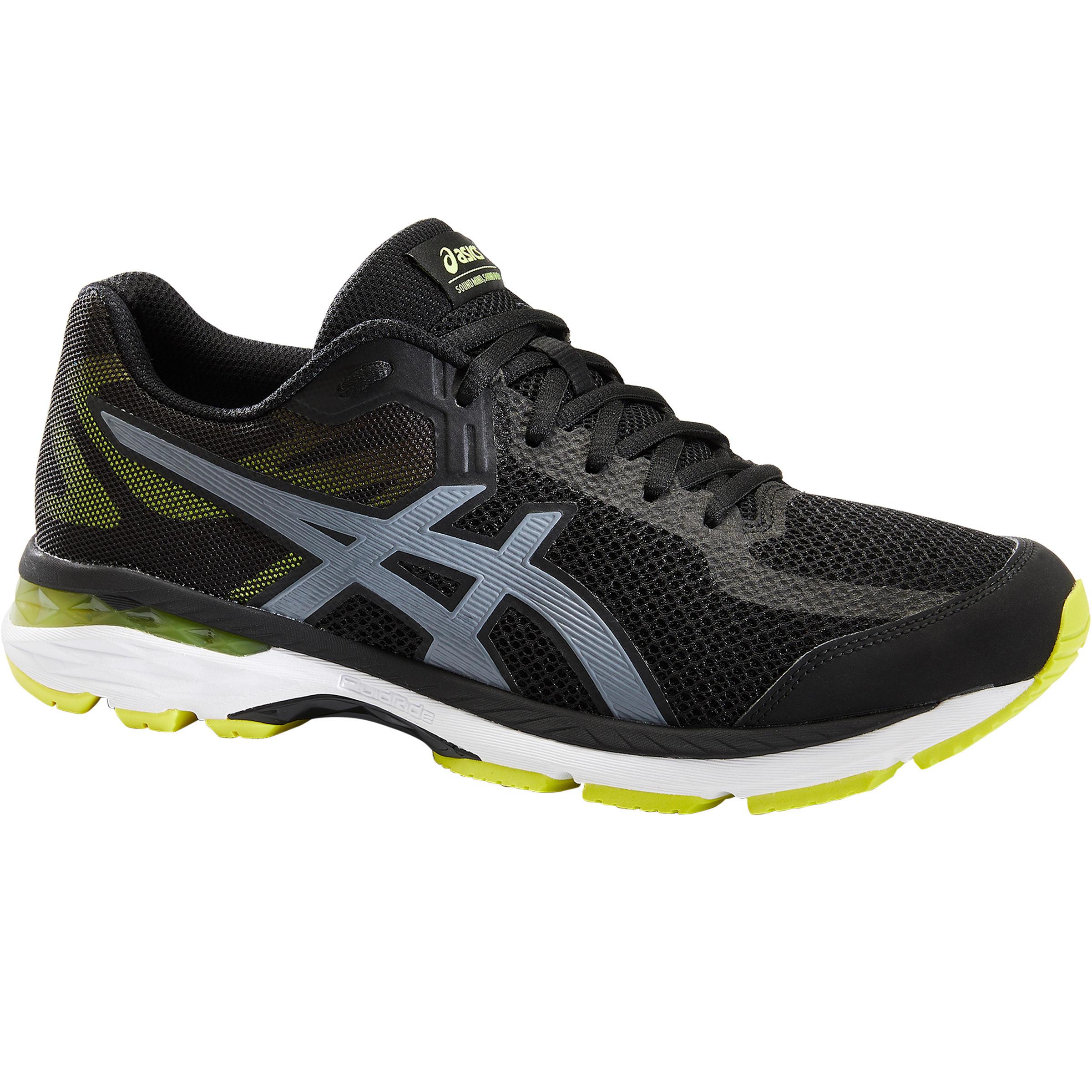 Men's Running Shoe Gel Glyde - Black