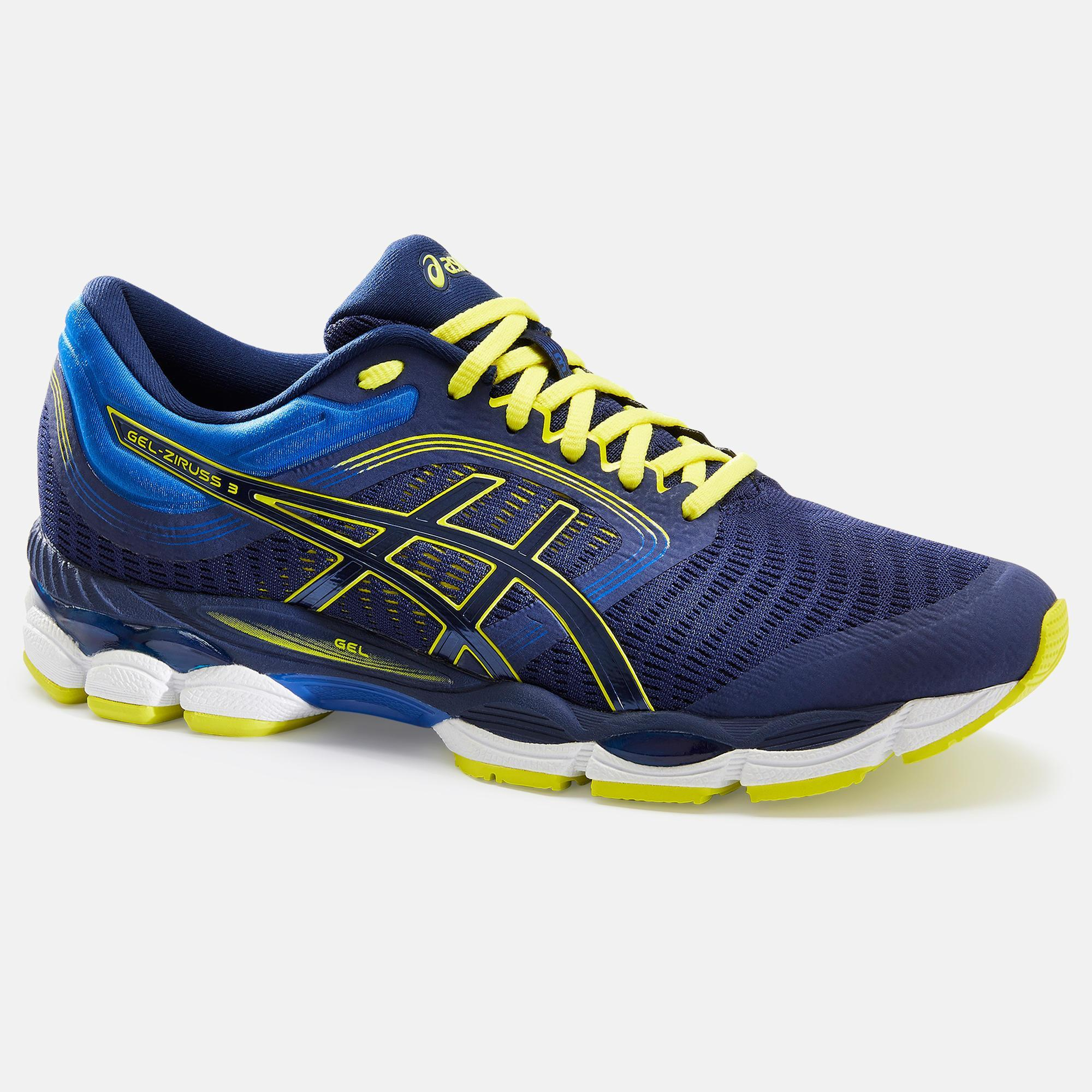 zapatillas asics gel ziruss 2 y 3