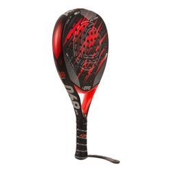 Padelracket PR890 rood / zwart