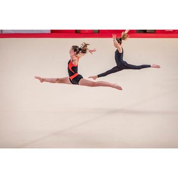 Combishort de gymnastique Artistique Féminine 500