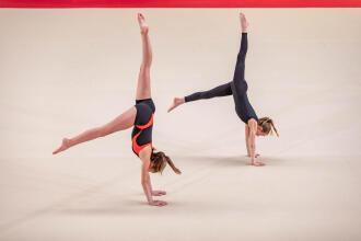 Gymnastique Artistique Féminine