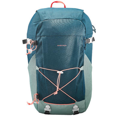 Country Walking Backpack 30L - NH100 - Turquoise