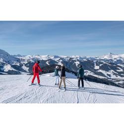 Skibroek voor pisteskiën heren 500 zwart