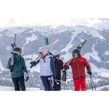 男款成人下坡滑雪安全帽PST 500