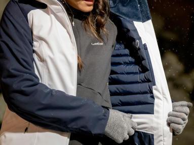 Ski jacket - warmth