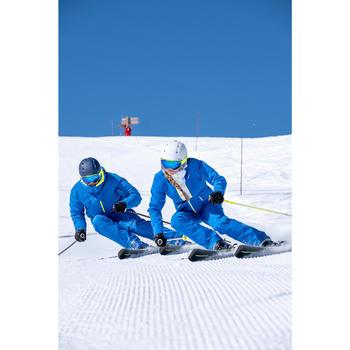 Skihelm voor pisteskiën volwassenen H PST 900 marineblauw