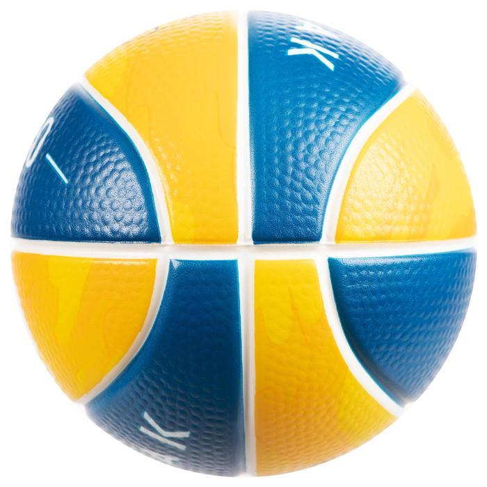 K100 Schaumstoff Mini-Basketball Schaumstoff Gr.1 für Kinder bis 4 Jahre.