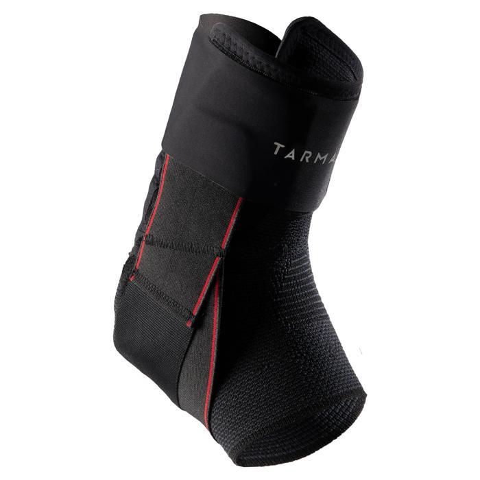 Men's/Women's Left/Right Ankle Brace Strong 500 - Black