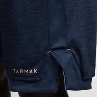 Reversible Basketball Shorts Mottled Blue/Grey - Men's