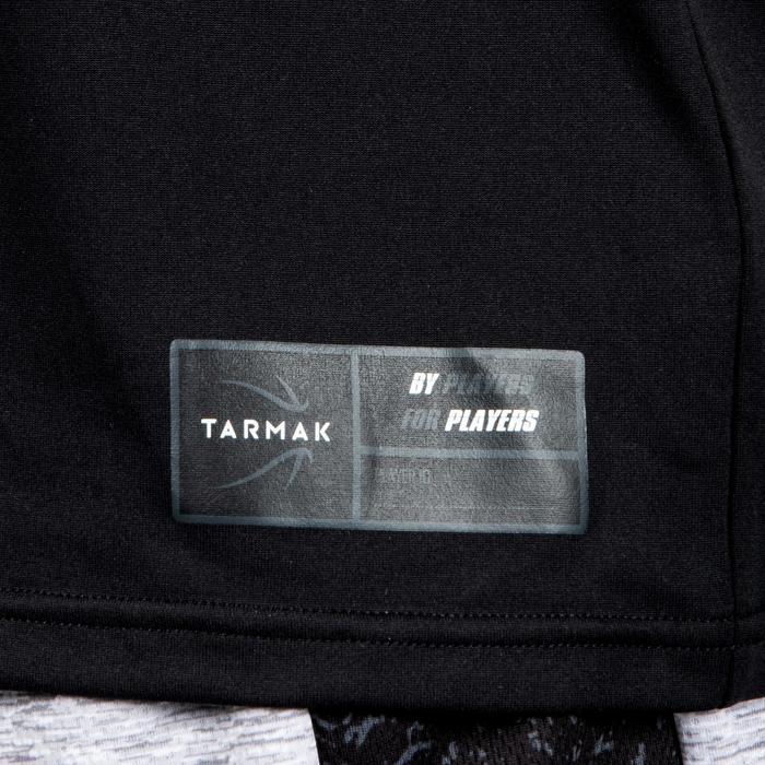 T-SHIRT / MAILLOT DE BASKETBALL HOMME TS500 NOIR BSKBL