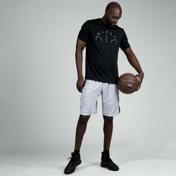 TS500 Basketball Jersey - Black/BSKBL