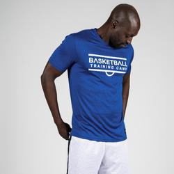 Basketballtrikot TS500 Herren marineblau Shoot
