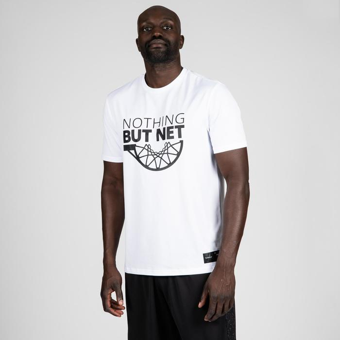 Basketbal T-shirt 500 heren