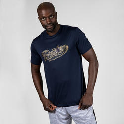 TS500 Basketball Jersey - Navy/Boston