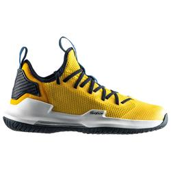 Men's Low-Rise Basketball Shoes Fast 500 - Yellow