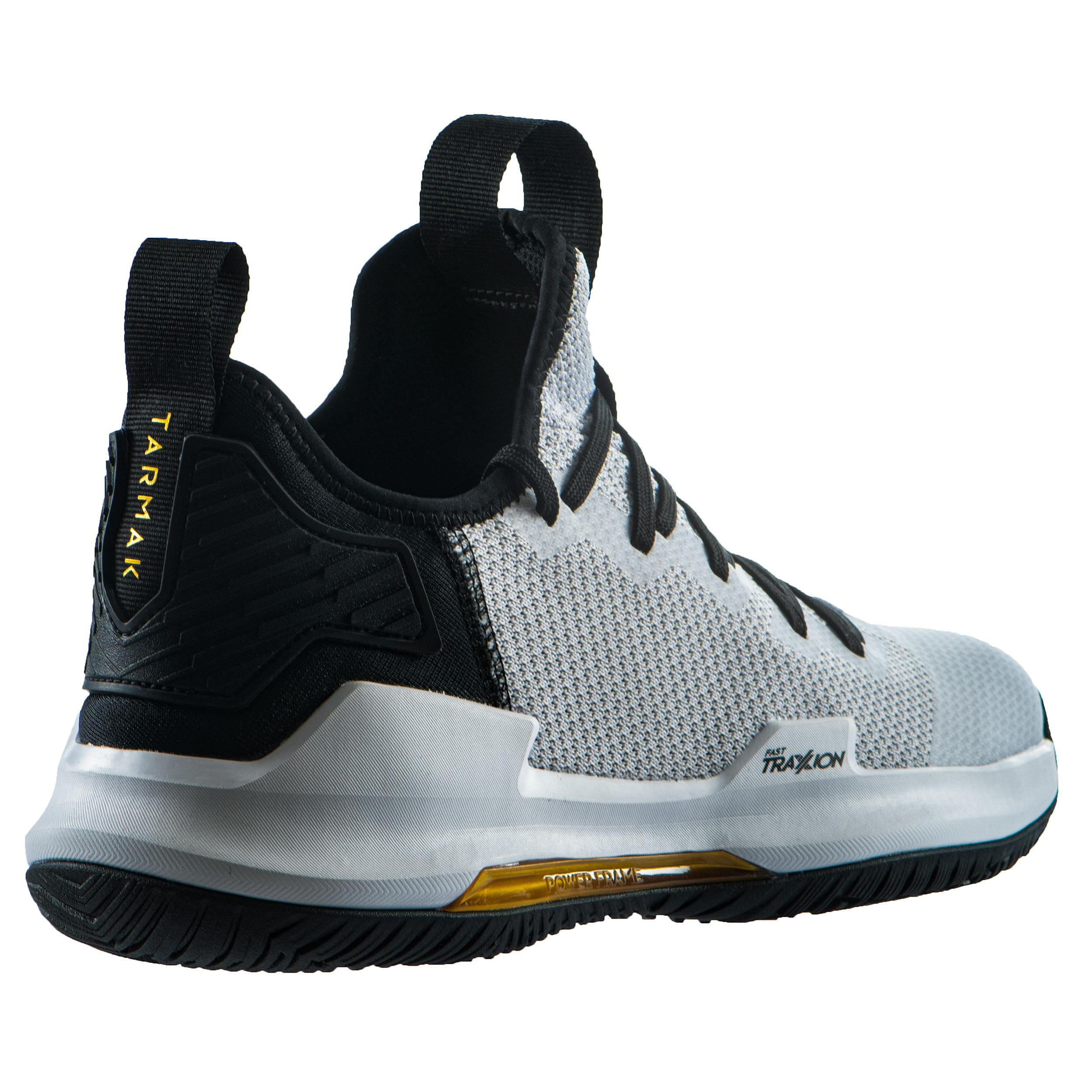 Low-Rise Basketball Shoes Fast 500 - Grey