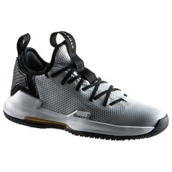 CHAUSSURES DE BASKETBALL FAST 500 GRISE TIGE BASSE / HOMME