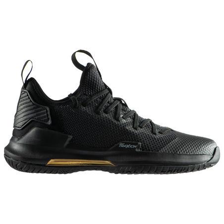 Баскетбольні кросівки Fast 500 чоловічі, низькі - Чорні