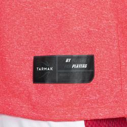 Basketballshirt TS500 Damen Fortgeschrittene rosa/blau