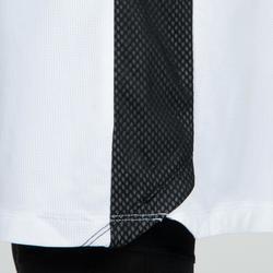 Basketbalshort voor dames wit/zwart SH500