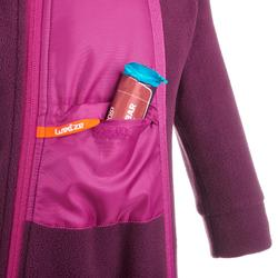嬰幼兒滑雪/雪橇刷毛衣Midwarm - 粉紅色