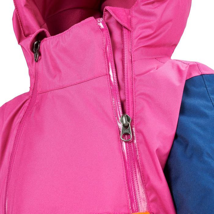 Babies skiing/sledging suit xwarm pull'n fit - purple