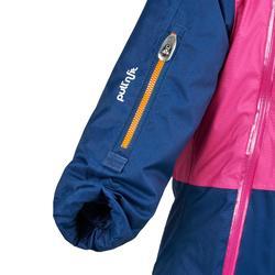 Combinaison de ski / luge bébé xwarm pull'n fit violet