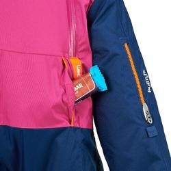 嬰幼兒滑雪/雪橇衣xwarm pull'n fit - 紫色
