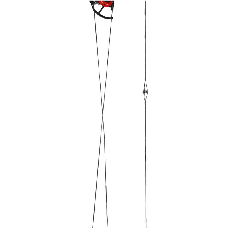 Bogenschießen Zubehör Jagd und Sportschiessen - Sehne Compoundbogen 500  SOLOGNAC - Jagdzubehör