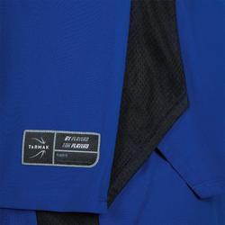 Basketballtrikot T500 Damen blau/schwarz