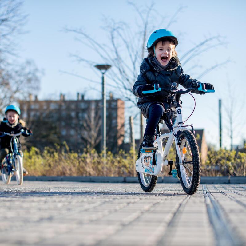 le vélo chez les enfants