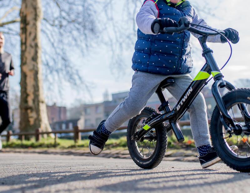 如何掌握騎平衡單車的技巧?