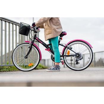 """兒童款6到9歲20""""混合型自行車Original 500"""