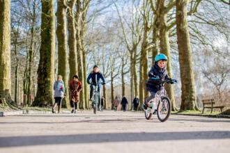 Je kind zelfstandig leren fietsen