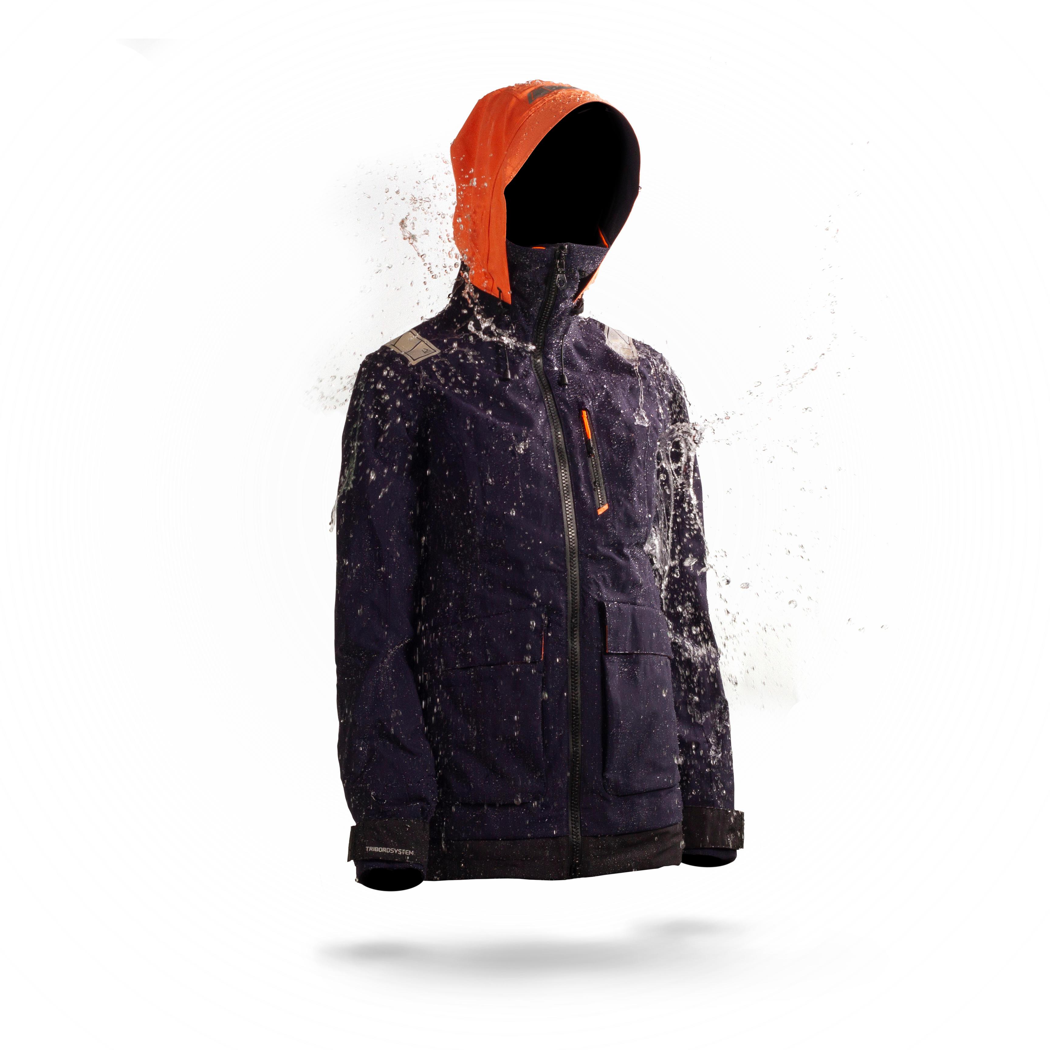Jachetă navigație 500 Damă