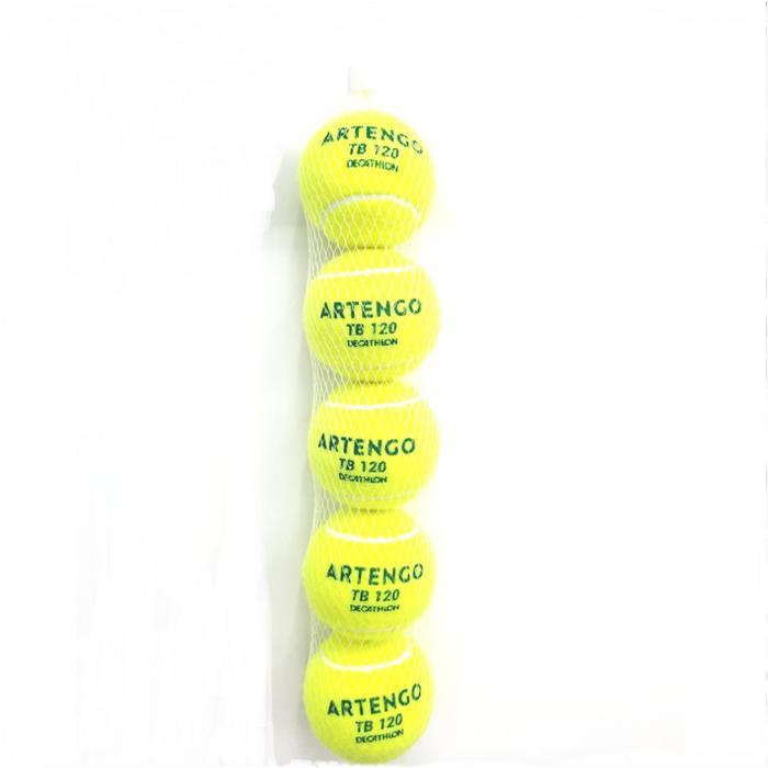 5入網球TB120-綠點款