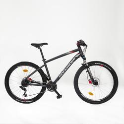 70265aa1f Bicicleta de Montaña Rockrider 530 27,5 pulgadas negro
