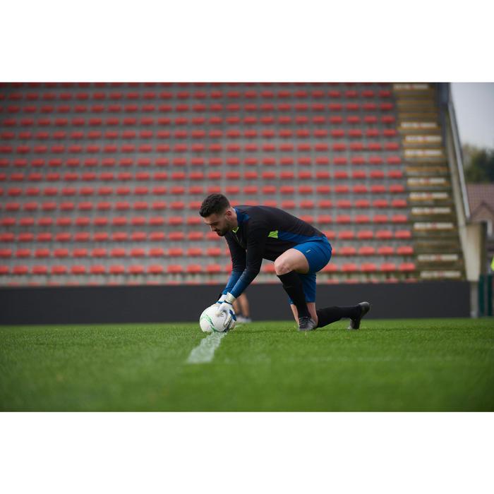 Voetbalsokken / voetbalkousen F500 zwart