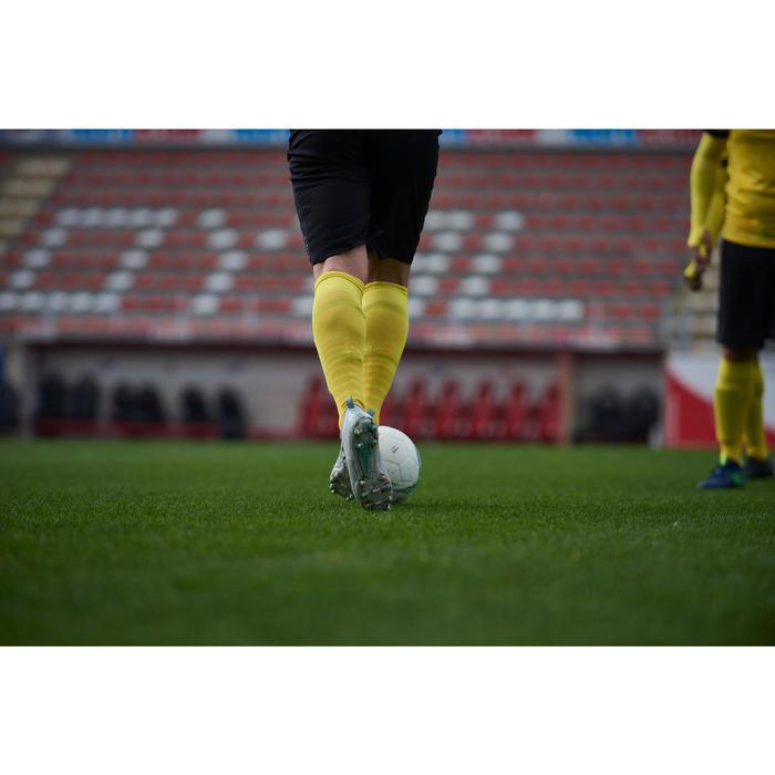 Fußballschuhe Nocken Agility 900 Mesh Mid FG Erwachsene weiß