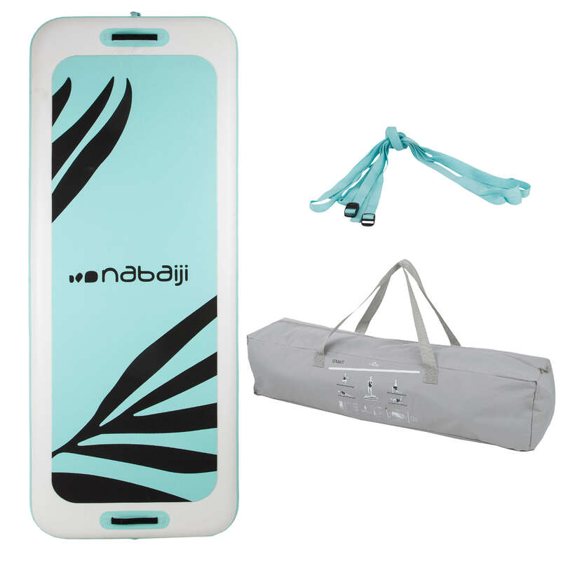 AQUAGYM AQUABIKE SWIMSUITS/MATERIAL All Watersports - FLOATING AQUATIC MAT NABAIJI - All Watersports