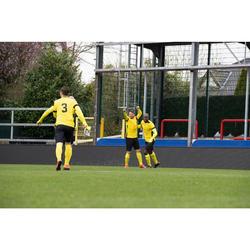Voetbalkousen volwassenen F500 geel