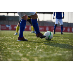 Voetbalschoenen voor volwassenen Agility 500 HG voor hard terrein zwart/bordeaux
