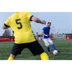Voetbalschoenen voor volwassenen Agility 900 Mesh MiD rood/oranje droog terrein