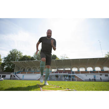 Maillot de football adulte F540 kaki EXCLUSIVITÉ WEB